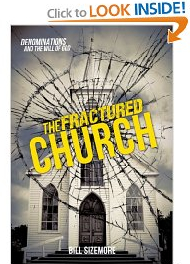 Fractured Church Cover